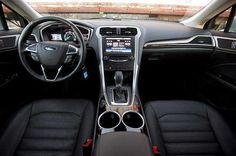 2016 Ford Fusion Hybrid Interior Picture