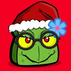 Feliz Navidad la tostada, feliz navidad