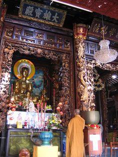 Buddhist Temple, Vietnam