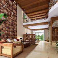 Aziatische muren & vloeren van ShellShock Designs