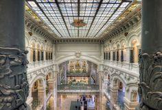 Palacio de Cibeles, Madrid (Spain), HDR | Flickr: Intercambio de fotos