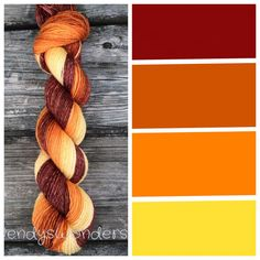 Hand Dyed Yarn Ombre Yarn Gradient Yarn by Ombre Yarn, Yarn Inspiration, Finger Weights, Hand Dyed Yarn, Yarn Colors, Color Palettes, Natural Light, Light In The Dark, Fiber Art