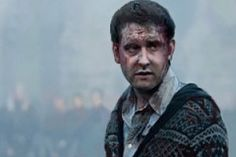 Neville Longbottom- I especially love the way his character is written and developed in the books. Strength, courage, faithfulness and valor. What's not to love?