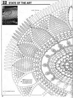 Decorative Crochet Magazines 47 – Gitte Andersen – Webová alba Picasa