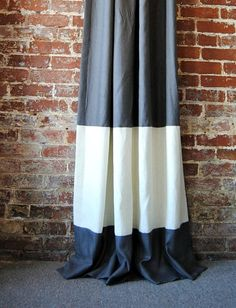The Banded Drape