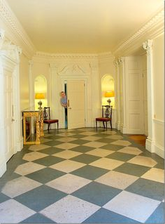 Princess Diana's Apartment Before Diana Kensington Palace Apartments, Kensington Palace Gardens, Font Simple, Anmer Hall, Country Life Magazine, Cambridge House, Palace London, The Royal Collection, Royal Residence