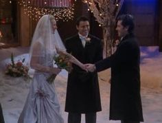 Friends TV Show Monica Quotes | Summary: Phoebe and Mike get married, and Chandler and Ross compete ...