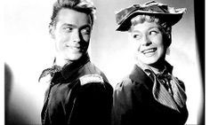 Carol Channing's Son | Clint Eastwood, Carol Channing ''First Traveling Saleslady;'' 1955