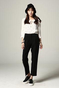 Asian girl style