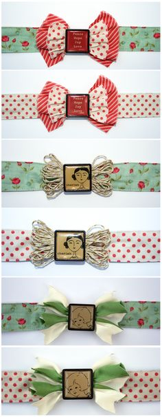 Sew Simple Reversible Headbands with Changeable Accents