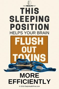 Most of us don_t think much about the�way we sleep. Whether we sleep on our back, side, stomach, or curled up in a fetal-like position seems of little consequence.