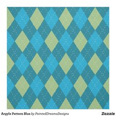 http://www.zazzle.com/argyle_pattern_blue_fabric-256773333101676356