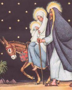Little Lamb Books: The Christ Child, by Maud and Miska Petersham