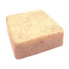 Make your own version of the Buffy Bar from Lush - 78 g refined cocoa butter (39%),  78 g refined shea butter (39%),  14 g ground rice (7%),  14 g ground almonds (7%),  12 g ground adzuki or red beans (6%),  4 g fragrance/essential oils (2%)