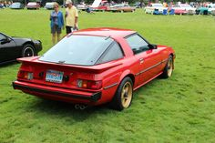 1979 Mazda RX-7 coupe