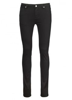 Sorte jeans . Disse er fra Modström - Von Jeans Sort