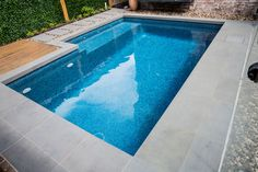 Come check out Armstone's Nulla Bluestone Pavers. Bluestone Paving, Pool Pavers, Outdoor Paving, Pool Coping, Cool Pools, Landscape Design, Blue Grey, Surface, Smooth