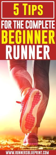 In today's post, I'm going to share with you some of my favorite running tips for beginners that I usually hand out whenever I get asked for beginner exercise advice. #beginner #runner #advice http://www.runnersblueprint.com/how-to-start-running/