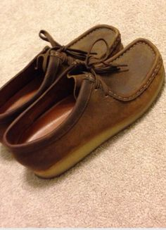 need some new Wallabees