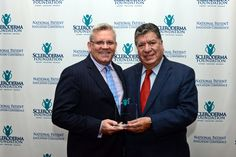 Congratulations to Dr. Sergio Jimenez for being named the Scleroderma Foundation's 2013 Doctor of the Year in recognition of his nearly four decades of treatment of patients with the chronic autoimmune disease: http://sm.tjuh.org/0Z6
