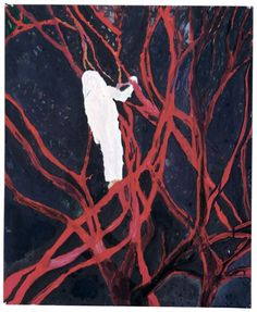 Peter Doig Girl in Tree 2001