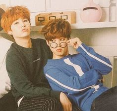 How are they soo cute? #bts #suga #jimin