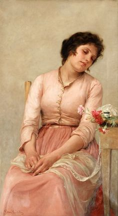 Ellen Emeline Montalba (British painter) 1842 - 1902  https://www.facebook.com/female.artists.in.history?fref=photo