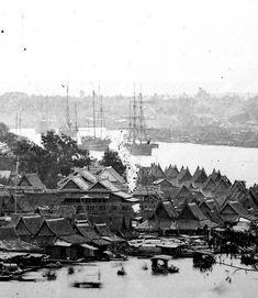 Scenes of 1865 Bangkok...| via: Siam, Thailand & Bangkok Old Photo Thread - Page 190 - TeakDoor.com - The Thailand Forum