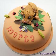 Lion King Cake ideas - Samuel's First Birthday Movie Cakes, Lion King Birthday, Lion King Baby Shower, Lion King Cakes, Le Roi Lion, Character Cakes, Disney Cakes, Beautiful Cakes, Amazing Cakes