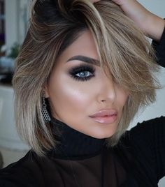 See this Instagram photo by @flawlesssdolls • 6,060 likes ~~ I will never have this hair and makeup (never say never;) BUT love this whole look....gorgeous