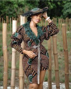 Cute Shirt Dress Ankara Short Gown Dresses, Ankara Gown Styles, African Fashion Dresses, African Dress, Ankara Fashion, African Wear, African Style, African Beauty, Nigerian Fashion