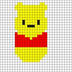 Winnie_the_pooh by Tashar_h on Kandi Patterns