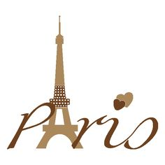 Vinilos Decorativos París Torre Eiffel