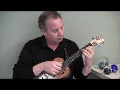 ▶ It's Beginning To Look A Lot Like Christmas - Swing Ukulele - Gerald Ross - YouTube