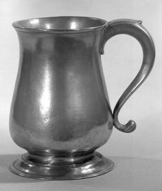 William Will,1774, Pewter Mug