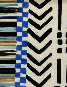 Luli Sanchez just might be my new pattern design hero!
