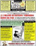 """El Cura Mayor López Rodríguez pide sancionar jueces si hicieron """"trampa"""" y embajadora de USA, atender su casa y su marido - Noticias Dominicanas - Diario F-27, Noticias de Republica Dominicana"""