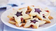 Christmas jammy stars