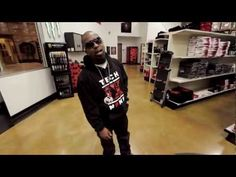 Tech N9ne gives you the details on The Gift Of Rap 2012!