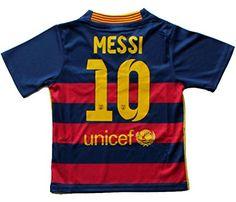 e2858b45db8 Amazon Shopping Lowest Price Compare Products - # - Walcost. 축구화리오넬 메시Fc  Barcelona. 2015/2016 FC BARCELONA HOME LEO MESSI 10 FOOTBALL SOCCER ...