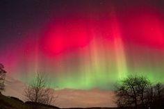 Aurora Borealis--pretty!