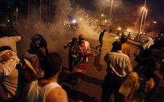 La matanza de islamistas provoca la fractura del frente golpista. Al menos 51 partidarios de Morsi mueren a tiros en El Cairo/ 08 de julio de 2013