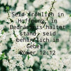Römer 12:12
