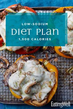 Low-Sodium Diet Plan: Calories - Healthy Meal Plans - In this low-sodium diet plan, we show you how to do just that with a week of flavor-packed meals and - Best Healthy Diet, Best Diet Foods, Best Diets, Healthy Eating, Stay Healthy, Healthy Foods, Healthy Recipes, Low Salt Recipes, Low Sodium Recipes