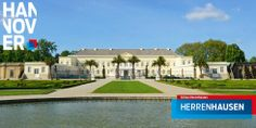 Herrenhausen Palace Hanover, Germany