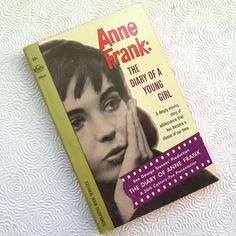 Anne Frank The Diary of a Young Girl Vintage Pocket Paperback
