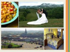 #AWeekendInn @BnBFinder    The beautiful Berry Springs Lodge in Sevierville, TN features a wedding package, peach salsa and beautiful rooms. @Berry Springs Lodge Bed & Breakfast
