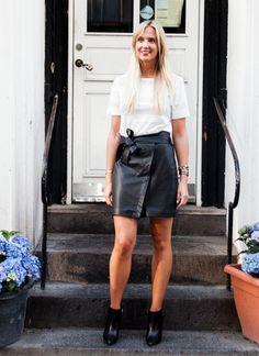 Copenhagen Calling: what the rewardStyle girls wore to Copenhagen Fashion Week