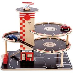 Park + Go Play Garage