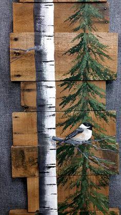Amazing Pallet Wall Art Bird - Pallets Platform